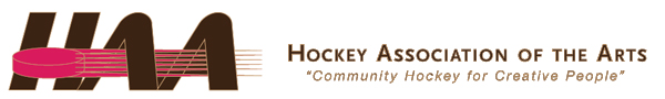 Hockey Association of the Arts Logo